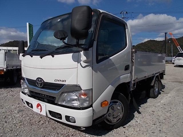 トヨタ ダイナトラック 2t積・アルミブロック・5MT・5t未満