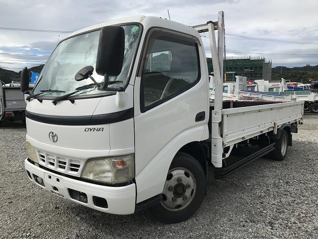 トヨタ ダイナトラック 2t積・標準ロングボディ・5MT・準中型免許対応・Wタイヤ