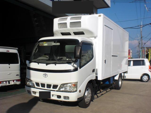 トヨタ 冷蔵冷凍車 低温 スタンバイ付