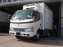 ダイナトラック冷蔵冷凍車−30℃スタンバイ付