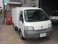バネットトラック冷蔵冷凍車 低温−30℃設定