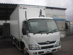 デュトロ冷蔵冷凍車−30℃設定