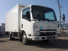 タイタントラックセミロング保冷車フルゲートリフター
