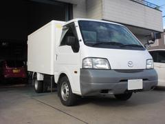 ボンゴトラック冷蔵冷凍車−5℃設定