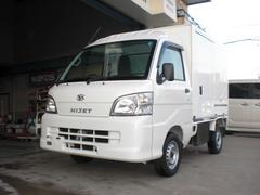 ハイゼットトラック冷蔵冷凍車−7℃設定