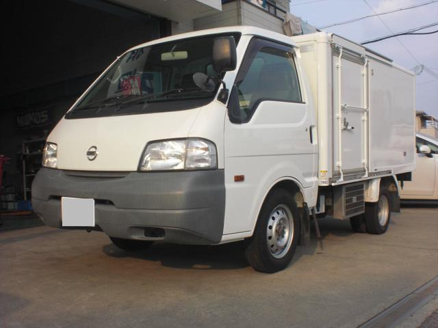 日産 バネットトラック 冷蔵冷凍車-20℃設定