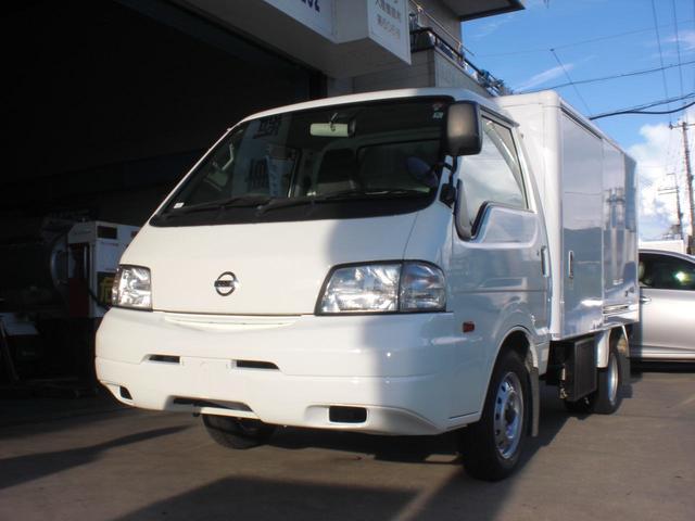日産 バネットトラック 冷蔵冷凍車-7℃設定