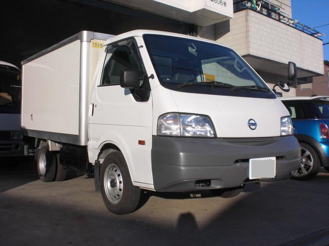 日産 冷凍冷蔵車3℃〜35℃