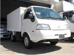 ボンゴトラック冷蔵冷凍車3℃〜35℃