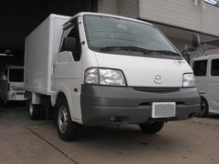 ボンゴトラック冷蔵冷凍車−7℃設定