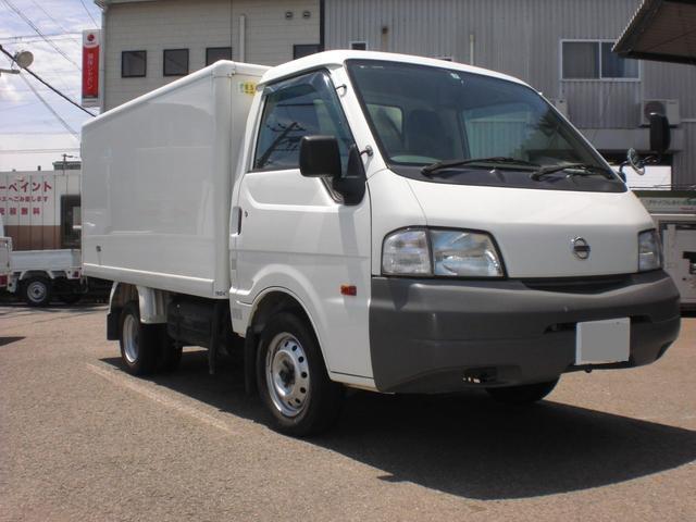 日産  冷蔵冷凍車-7℃設定 低金利2.5%