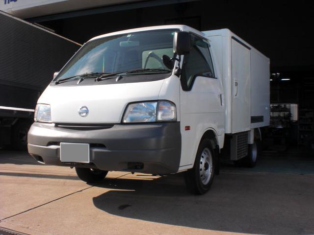 日産  冷蔵冷凍車-22℃ 低金利2.5%