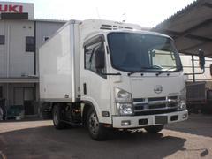 エルフトラック 冷蔵冷凍車−30℃設定カスタムキャビン