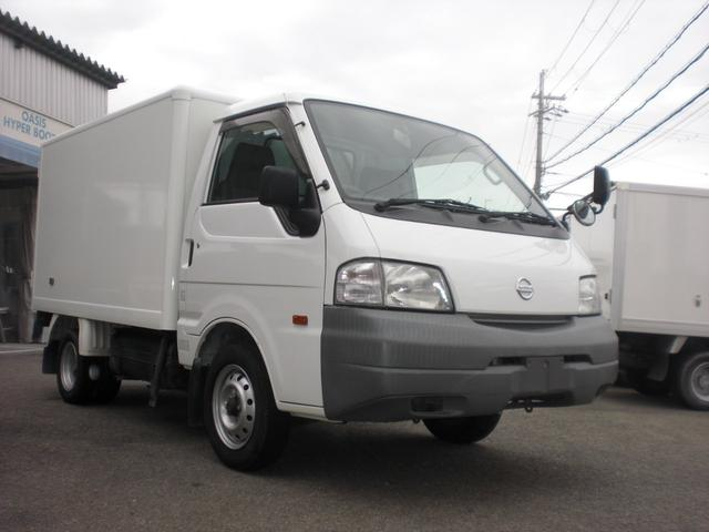 日産  冷蔵冷凍車-7℃