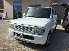 アルトラパンLリミテッドII 4WD シートヒーター 本土直送
