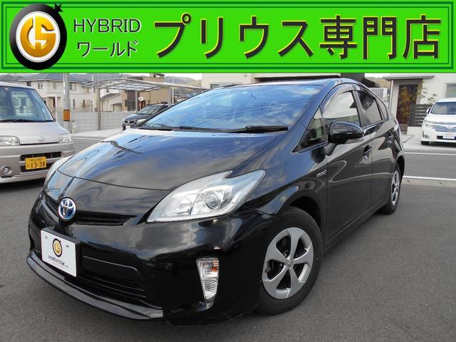 トヨタ S フルセグTV・HIDライト・社外ナビ