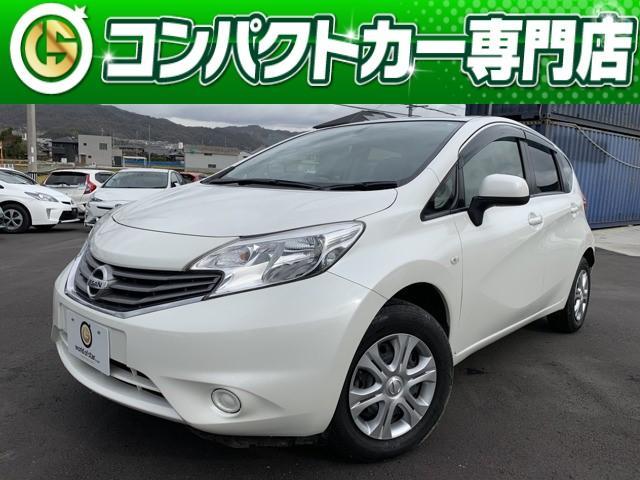 日産 X 純正SDナビ・地デジTV・ETC・プッシュスタート