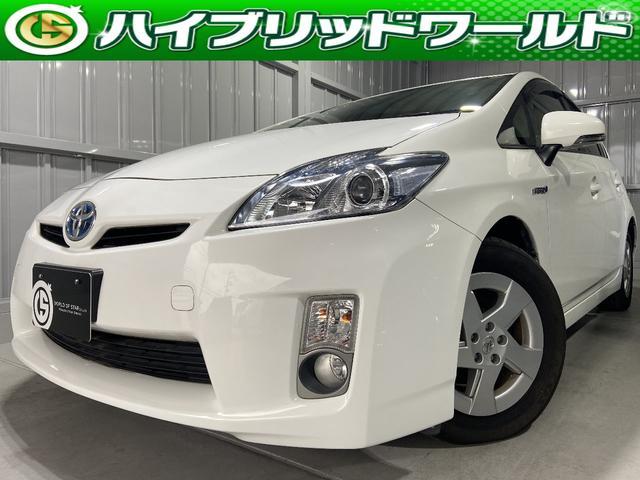 トヨタ S 純正CDオーディオ・プッシュスタート・オートライト