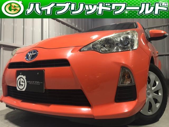 トヨタ S 純正SDナビ・ワンセグTV・ETC・プッシュスタート・
