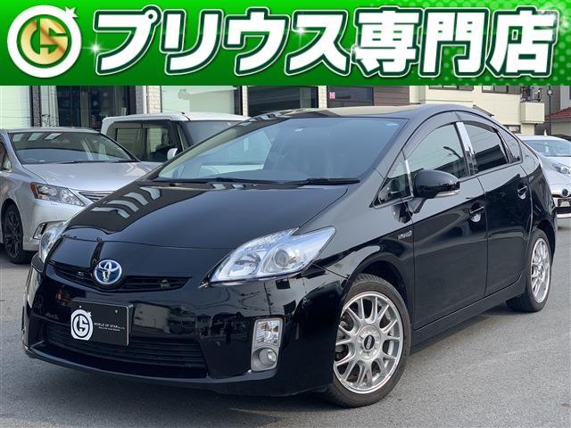 トヨタ S ナビ・DVD再生・HIDライト・社外アルミホイール