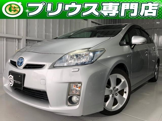 トヨタ Gツーリングセレクションレザーパッケージ 2眼ライト・ナビ