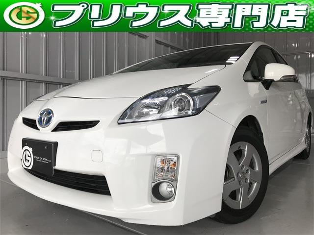 トヨタ S ナビ・バックカメラ・ビルトインETC
