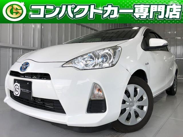 トヨタ S ナビ・ETC・キーレス