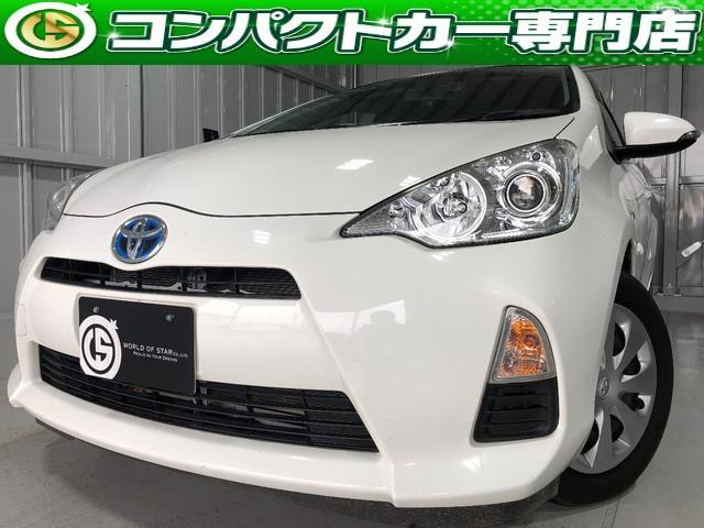 トヨタ S ナビ・ETC・TV・プライバシーガラス