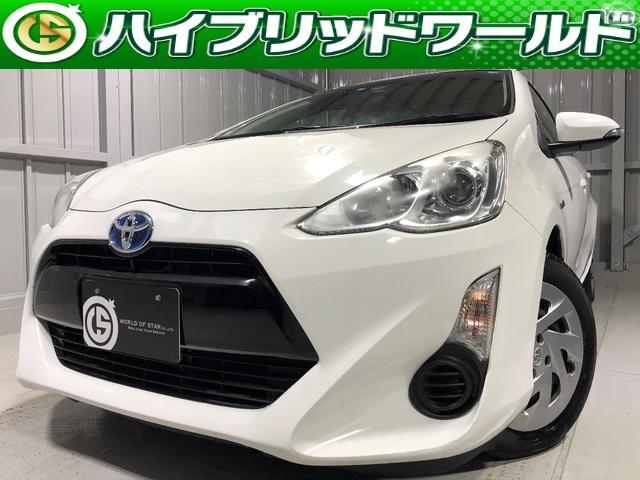 トヨタ S ナビ・バックカメラ・ETC・衝突軽減ブレーキ