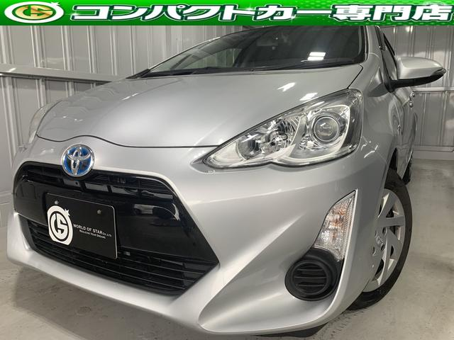 トヨタ Sプッシュスタート・SDナビ・ETC・ドライブレコーダー