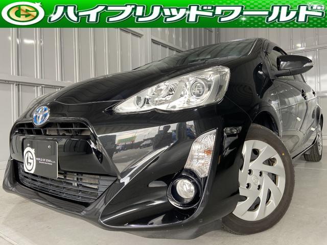 トヨタ Sフルセグナビ・Bカメラ・プッシュスタート
