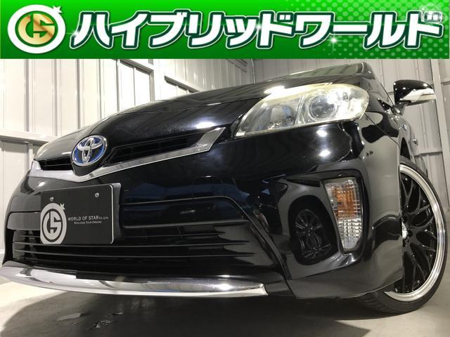 トヨタ SSDナビ・フルセグ・Bカメラ・17AW