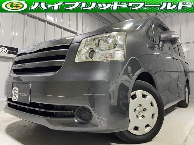 トヨタ ノア X スマートエディションBカメラ・後席モニタ・Pスライドドア