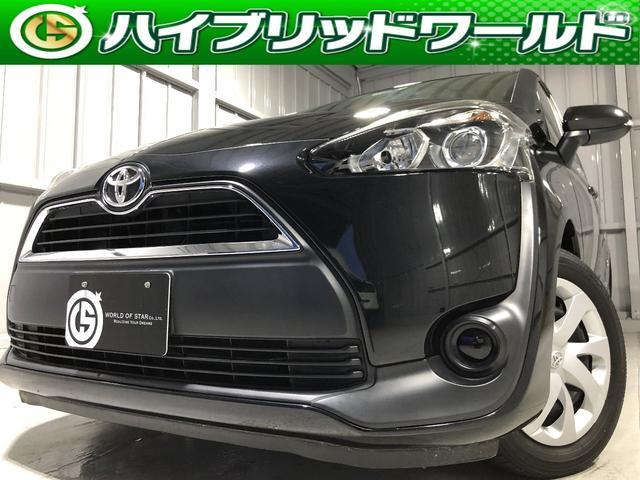トヨタ Xトヨタセーフティセンス・バックカメラ・ナビ・ワンセグ