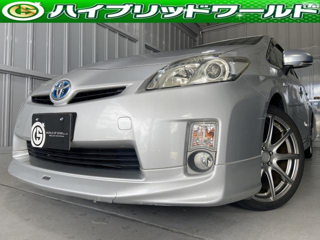 トヨタ プリウス S ナビ・ワンセグ・Bluetooth・ETC