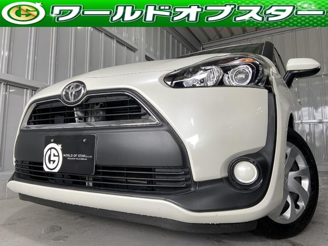 トヨタ シエンタ X バックカメラ・衝突安全ブレーキ・ETC