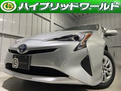 プリウスS トヨタセーフティセンス・クルーズコントロール・ナビ・ワンセグ・ETC