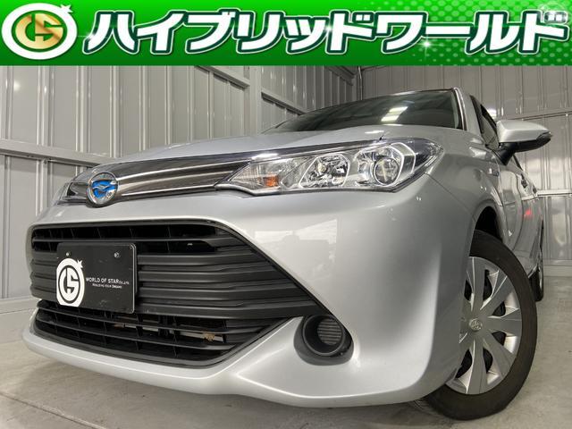 トヨタ ハイブリッド ナビ・ワンセグ・Bluetooth・ビルトインETC