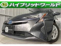 プリウスS トヨタセーフティセンス・クルコン・オーディオ・オートミラー・プッシュスタート