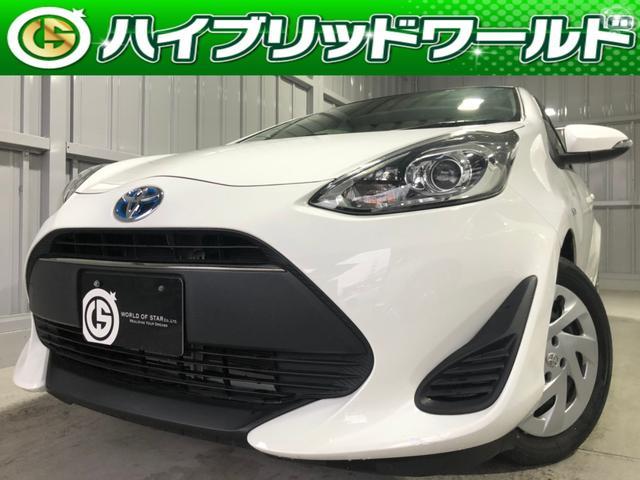 トヨタ S 安全ブレーキ・Pスタート・ナビ・Bluetooth