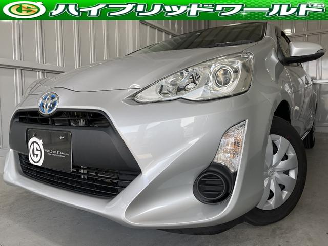 トヨタ アクア L ETC・オーディオ・キーレス