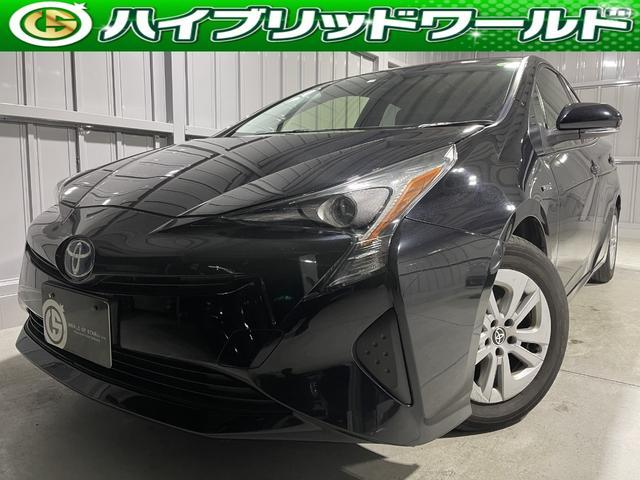 トヨタ S トヨタセーフティセンス・クルコン・バックカメラ・ナビ・ETC・プッシュスタート
