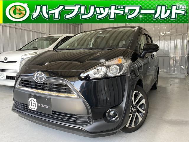 トヨタ シエンタ X パワースライドドア・ETC・ナビ・Bluetooth