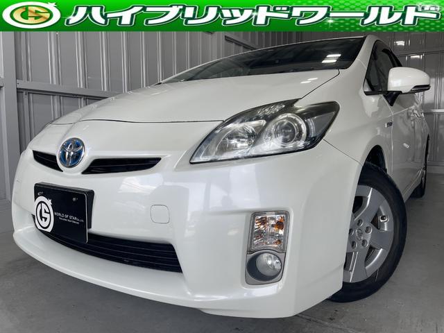 トヨタ プリウス S ETC・オートヘッドライト・オーディオ