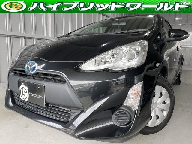 トヨタ アクア L 社外ナビ・フルセグ・ETC