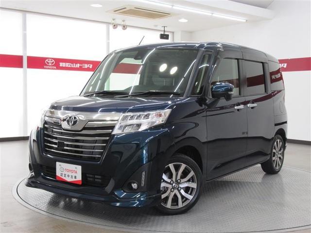 トヨタ カスタムG-T T-Connectナビ
