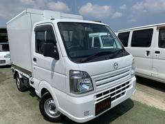スクラムトラックKC/ AC・PS 冷蔵冷凍車 DENSO−32℃ オートマ