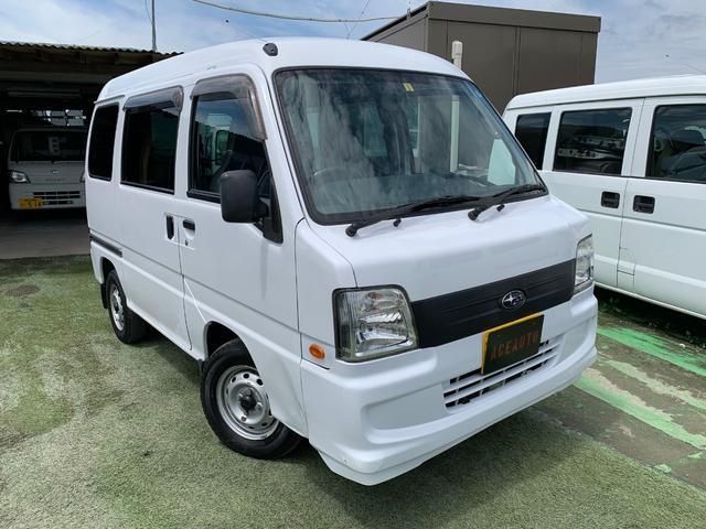 「スバル」「サンバーバン」「軽自動車」「和歌山県」の中古車