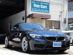 BMW Z4sDrive23i Mスポーツパッケージ 純正ナビ Bカメ