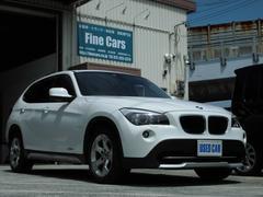 BMW X1sDrive 18i xライン ワンオーナー フルセグナビ